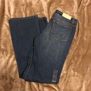 NWT MICHAEL KORS BOOT CUT JEANS